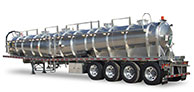 Vacuum Trailers For Sale