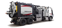 Sewer Cleaner Trucks For Sale